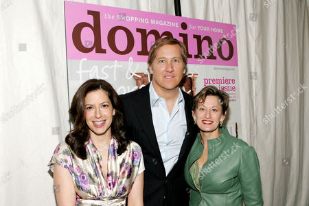 Editorial picture of DOMINO MAGAZINE AND HOUSING WORKS 'DESIGN ON A DIME' CHARITY GALA, NEW YORK, AMERICA - 28 APR 2005