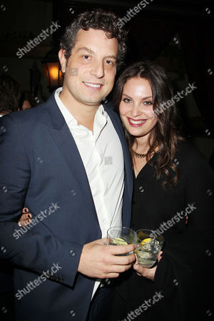 Alan Polsky with cousin