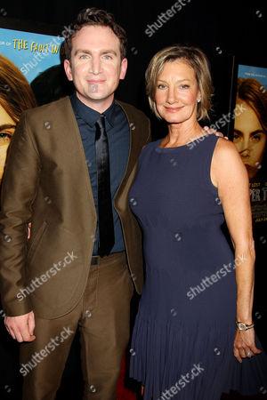 Jake Schreier (Director), Elizabeth Gabler (Pres. Fox 2000)