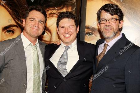 Marty Bowen, Isaac Klausner, Wyck Godfrey (Producers)