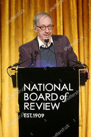Editorial image of National Board of Review Awards Gala Ceremony, New York, America - 06 Jan 2015