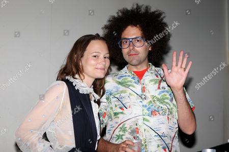 Editorial image of 'Tabloid' film premiere after party, New York, America - 11 Jul 2011