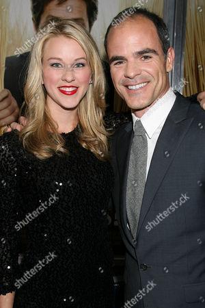 Kim Shaw and Michael Kelly