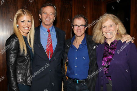 Jill Martin, Robert F Kennedy Jr, Bill Haney and Lynn Sherr