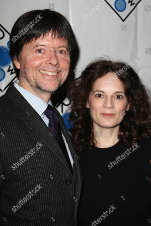 Ken Burns and Julie Burns