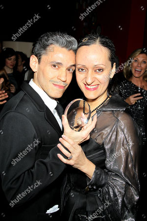 Isabel and Ruben Toledo (DIFFA Honoree's)