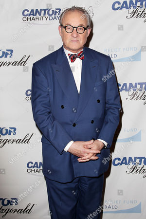 Editorial picture of Cantor Fitzgerald and Bgc Partners Host their Tenth Annual Charity Day, New York, America - 11 Sep 2014