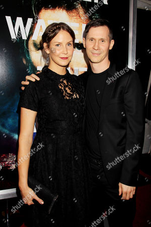 Sean Evans (Director) and wife