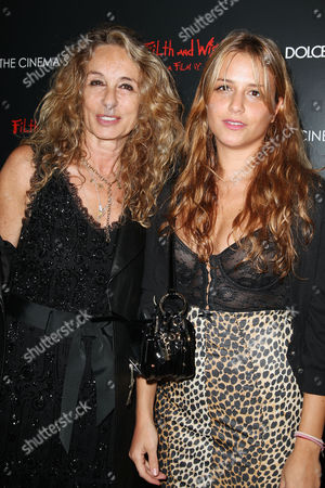Anne Dexter-Jones and daughter Charlotte Ronson