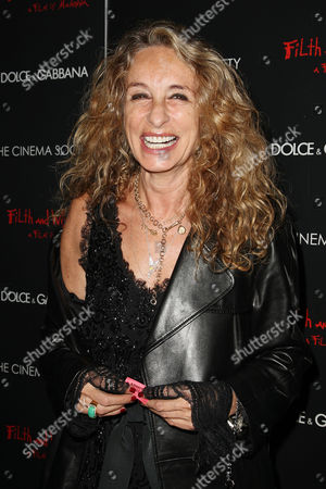 Editorial picture of 'Filth and  Wisdom' film screening, New York, America - 13 Oct 2008