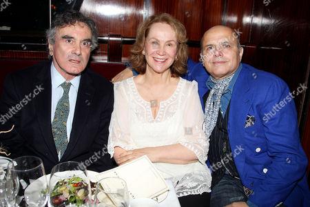 Dan Hedaya, Rutanya Alda and Joe Pantoliano