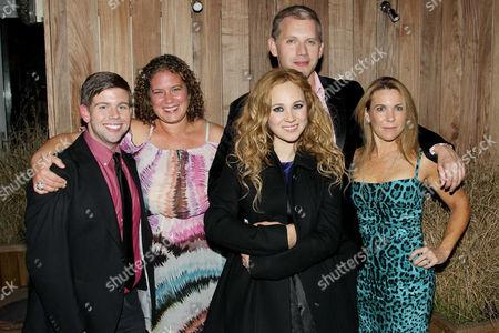 Jeremy Dozier, Rachel Cohen, Juno Temple, Abe Sylvia (Writer/Dire