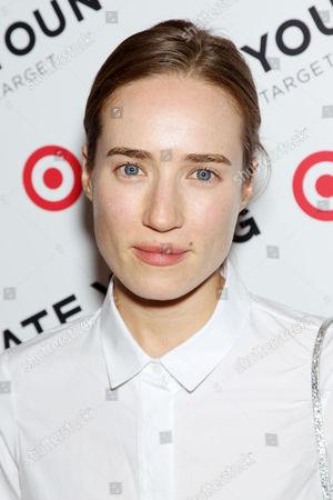 Stock Image of Daphne Javitch
