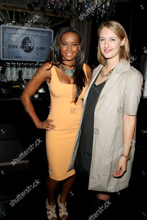 Stock Image of Melanie Brown and Lisa Salzer of Lulu Frost