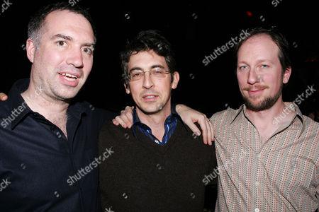 Jim Taylor, Alexander Payne and Rolfe Kent