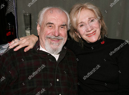 Louis Zorich with Olympia Dukakis