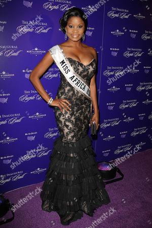 Nyasha Zimucha, Miss Africa USA
