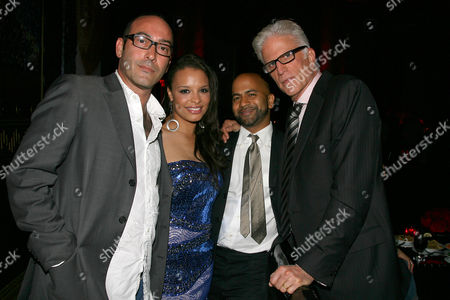 Editorial image of 'Bored to Death' HBO TV Series Season 3 Special Screening and After Party, New York, America - 21 Sep 2010