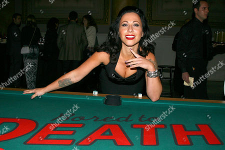 Stock Photo of Angie Pontani