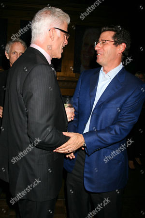 Ted Danson and Eric Kessler
