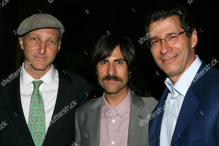 John Ames, Jason Schwartzman and Eric Kessler