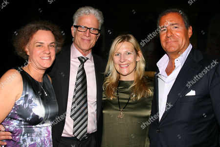 Sarah Condon, Ted Danson, Sue Naegle, Richard Plepler