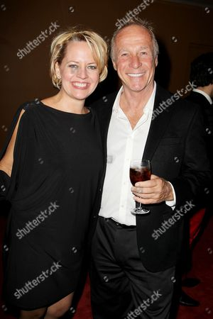 Stock Picture of Emily Conner and Jackie Martling