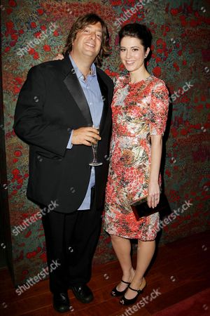 Jonathan Schwartz and Mary Elizabeth Winstead