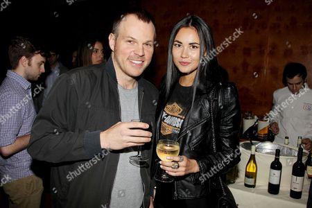 Marc Webb and Ana Tanaka