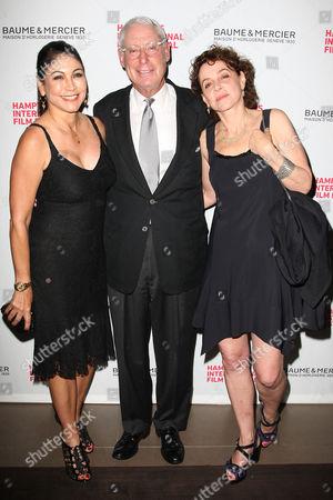 Caroline Hirsch, Henry S. Schleiff and Susan Harr