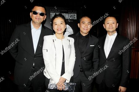 Editorial picture of 'The Grandmaster' film premiere after party, New York, America - 13 Aug 2013