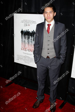Editorial image of 'My Soul to Take' film screening, New York, America - 06 Oct 2010