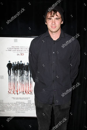 Editorial picture of 'My Soul to Take' film screening, New York, America - 06 Oct 2010