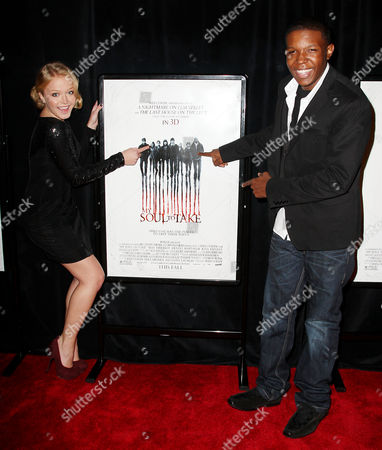 Editorial photo of 'My Soul to Take' film screening, New York, America - 06 Oct 2010