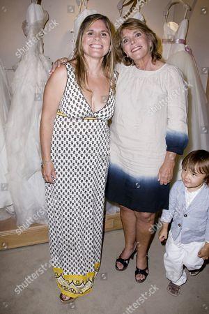 Jodi Della Femina and Judy Licht