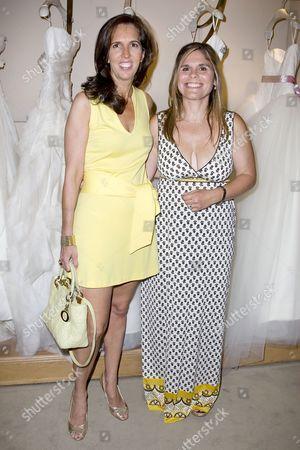 Liz Lange and Jodi Della Femina