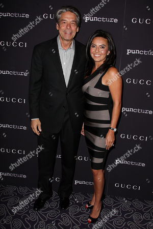 Bill Lee (CEO, Millennium Entertainment) with wife Lisa Lee