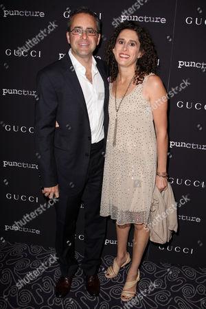 Editorial image of 'Puncture' film screening, New York, America - 15 Sep 2011
