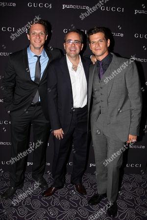 Editorial photo of 'Puncture' film screening, New York, America - 15 Sep 2011