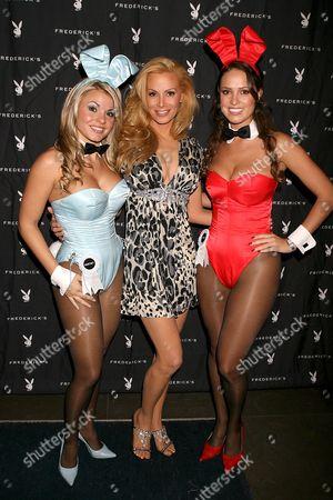 Editorial photo of Playboy Magazine hosting its December Issue Party at Fredericks, New York, America - 10 Nov 2006