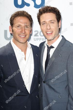 Mark Feuerstein and Paulo Costanzo