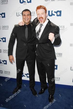 Alberto Del Rio and Sheamus