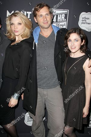 Editorial photo of Montblanc Presents 24 hour plays on Broadway after party in New York, America - 18 Nov 2013