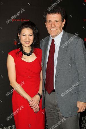 Sheryl WuDunn and Nick Kristof