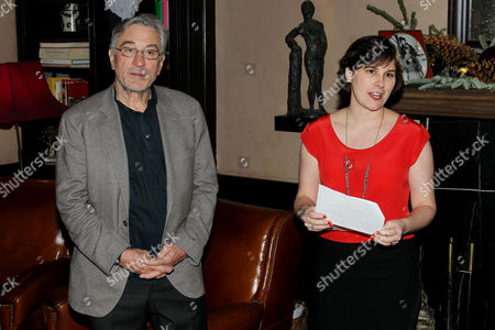 Editorial image of Stanley Whitney celebration party, New York, America - 12 Dec 2011