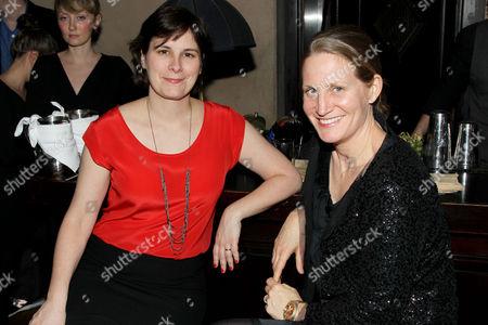 Beth Janson and Nancy Lefkowitz