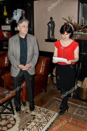 Robert De Niro and Beth Janson
