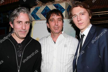 Paul Weitz, Nick Flynn and Paul Dano