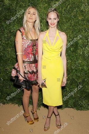 Editorial image of 8th Annual CFDA Vogue Fashion Fund Awards, New York, America - 14 Nov 2011
