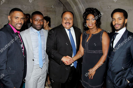 Editorial picture of 'Selma' film premiere afterparty, New York, America - 14 Dec 2014
